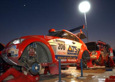 Paris-Dakar 2003 Gigi Soldano
